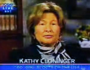 Kathy Cloninger