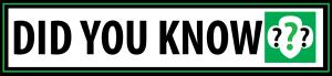 did you know trefoil SKINNY